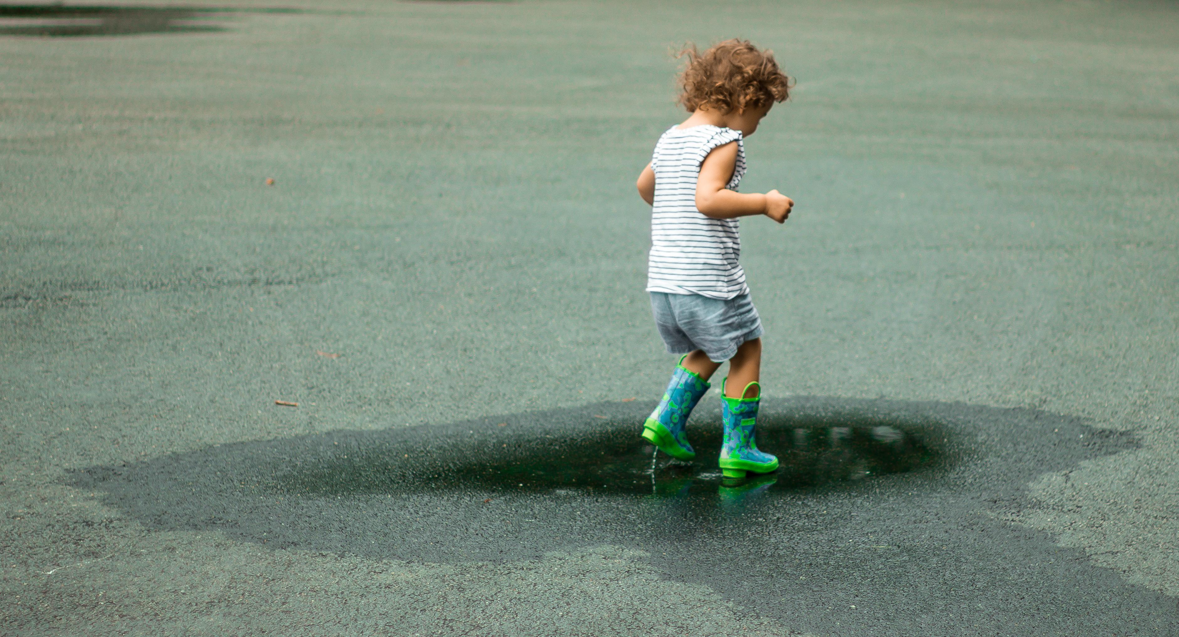 Splashin'
